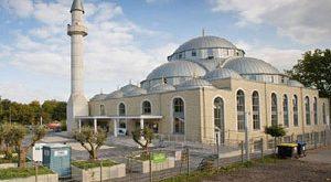 بزرگترين مسجد آلمان و معماری آن