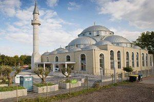 بزرگترین مسجد آلمان و معماری آن