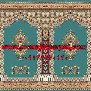 سجاده فرش مسجدی کد 50093