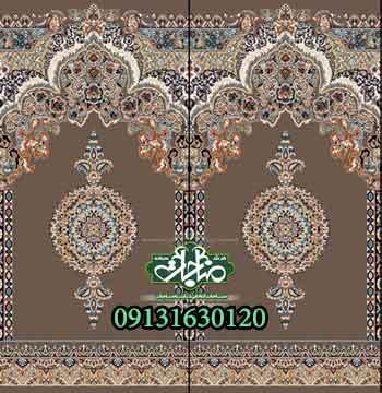 فرش مسجد طر محرابی کد 50110