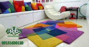 رنگ ها در سجاده فرش و فرش