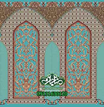 فرش مسجدی کد 50122