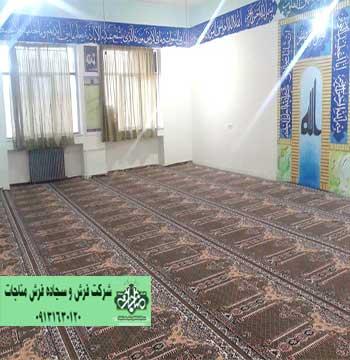 سجاده فرش مفروش شده کد 50263