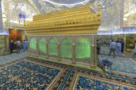 سجاده طرح فرش چیست ؟ فرش های مسجد دارای چه کیفیت هایی هستند ؟