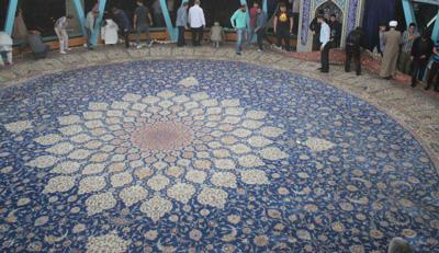فرش مسجد هامبورگ