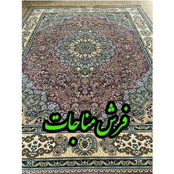 قیمت فرش ماشینی 1000 شانه استامبول سوسنی