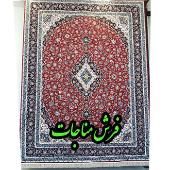 قیمت فرش ماشینی 1000 شانه 9 متری کاشان لاکی